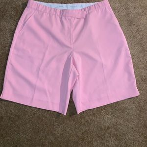 Coral Bay Pink Golf Shorts